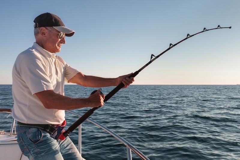 Deepsea Fishing Aqua Mania