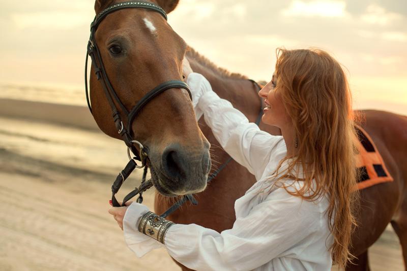 Horseback Riding Aqua Mania