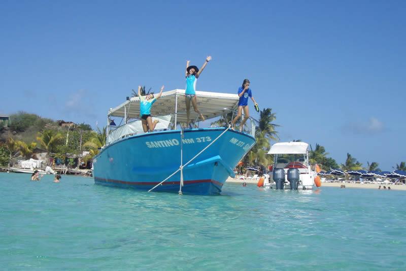 Santino Round the Island Cruise