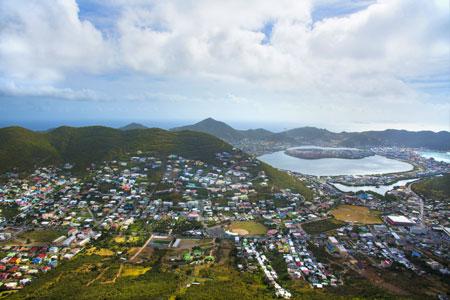 Geography of St. Maarten