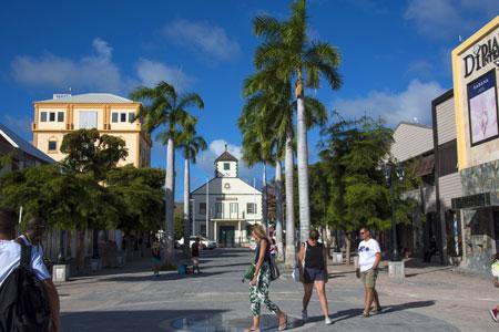 St.Maarten is a Shoppers Paradise