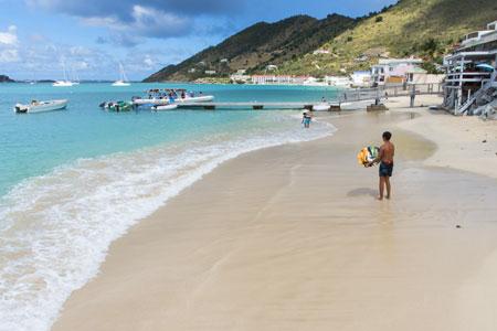 St. Maarten's activities