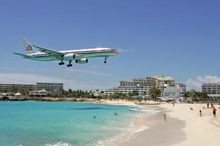 Getting to St. Maarten