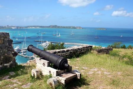 History of St. Maarten