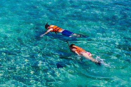 St. Maarten's water sports