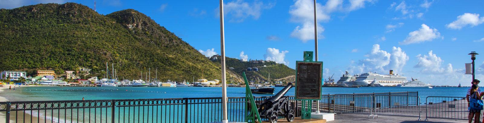 History of St. Maarten, Simpson Bay Resort, Marina & Spa