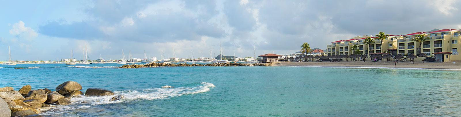 St. Maarten Beaches, Simpson Bay Resort, Marina & Spa