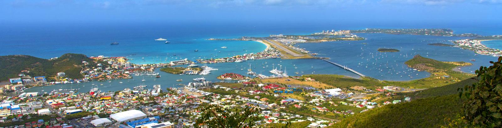 Getting to St. Maarten, Simpson Bay Resort, Marina & Spa