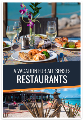 Simpson Bay Resort & Marina - Restaurants