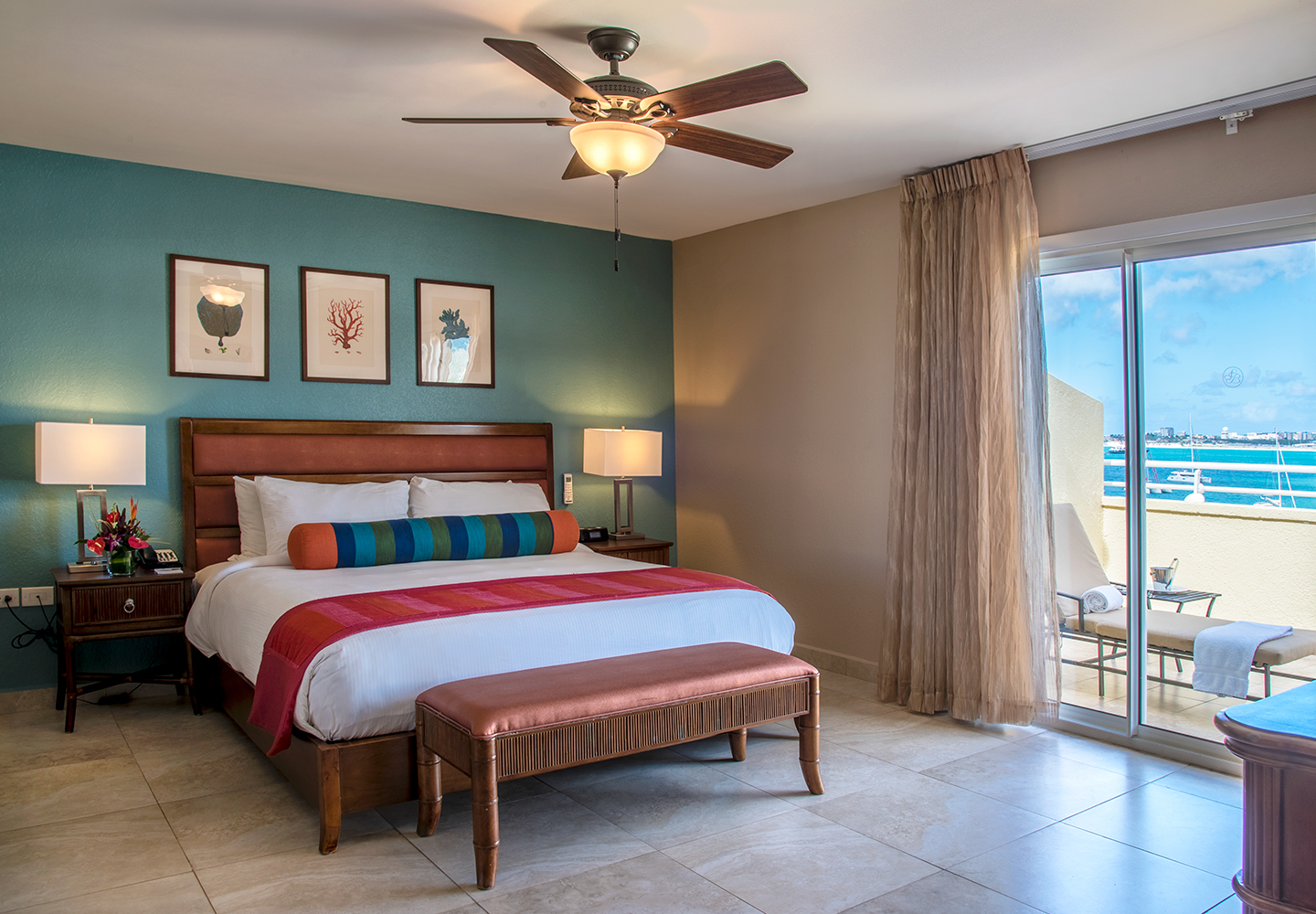 One Bedroom Suite, Simpson Bay Resort & Marina