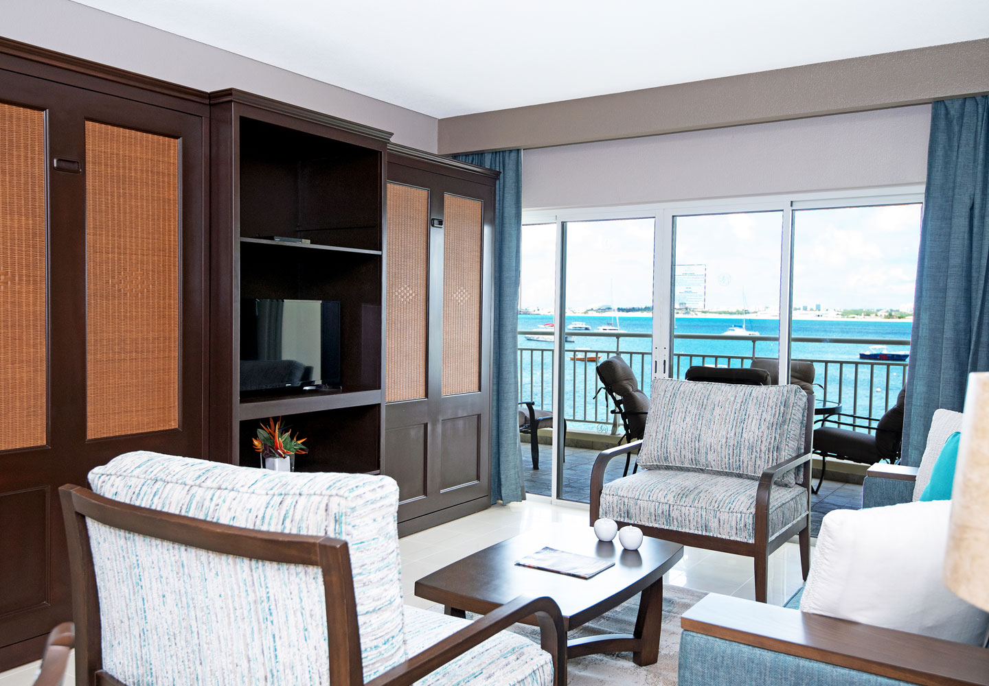 One Bedroom Suite, The Villas at Simpson Bay Resort