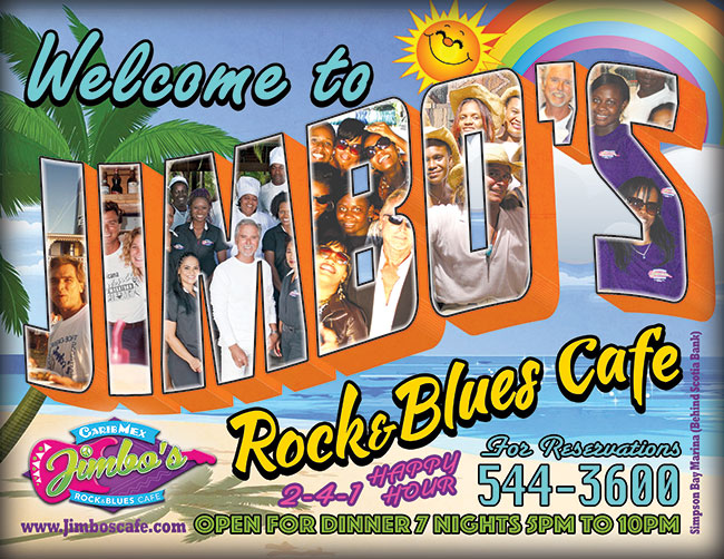 Jimbos rock and blues cafe