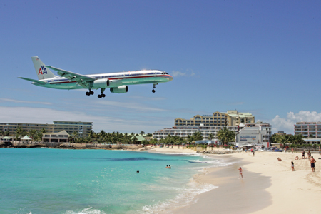 Getting to St. Maarten