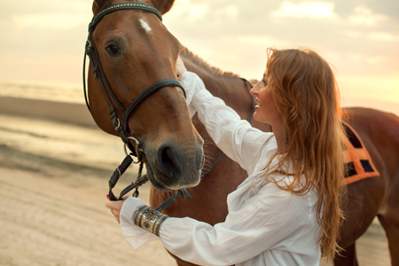 Golf & Horseback riding in St. Maarten