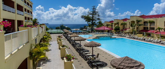 Simpson Bay Resort in St. Maarten