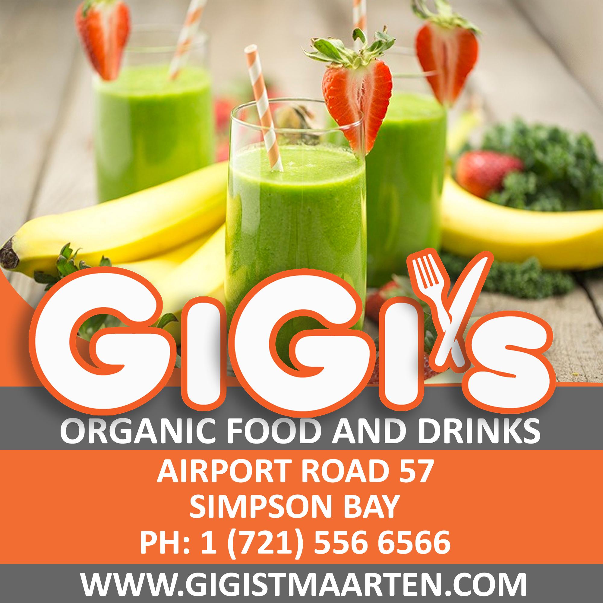 Gigi's Restaurant, St. Maarten