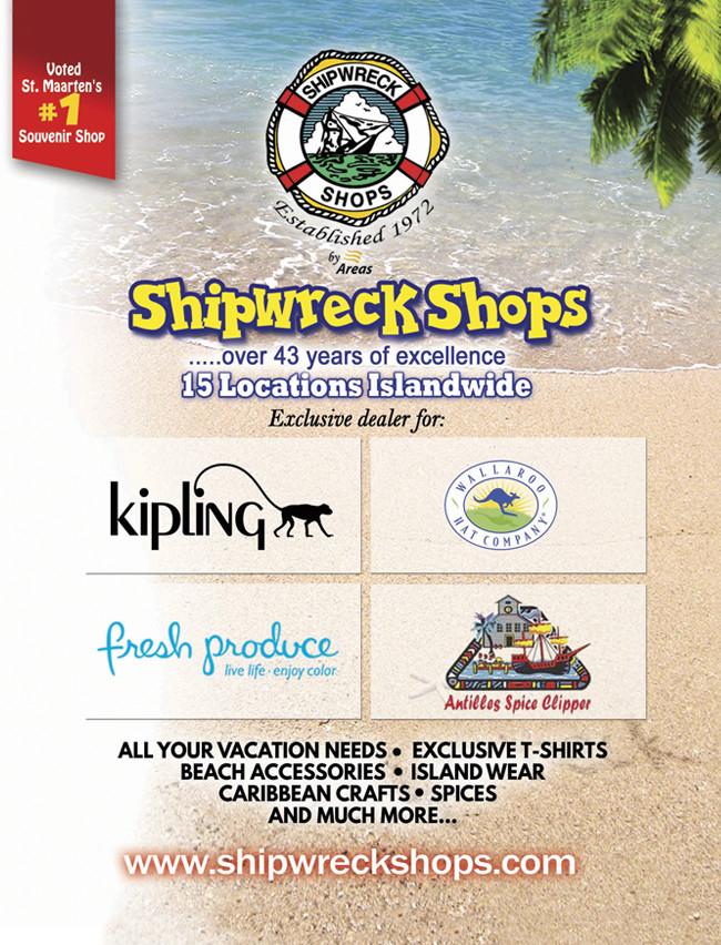 Shipwreck Shop, St. Maarten